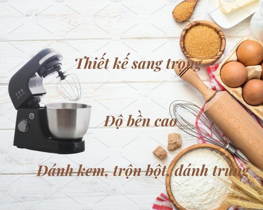 máy đánh kem để bàn Philips