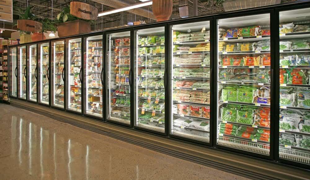 mẫu tủ đông siêu thị chất lượng