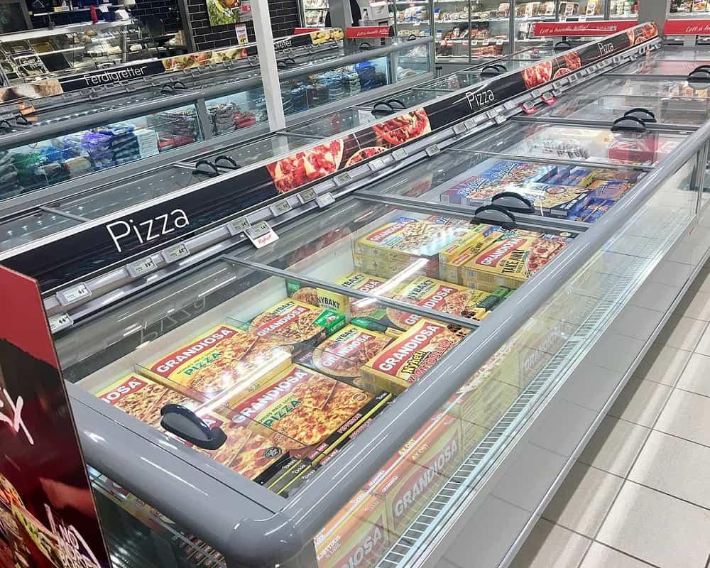 tủ đông siêu thị giá rẻ