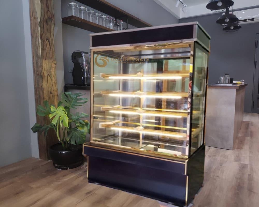 tủ bánh kem 5 tầng chất lượng