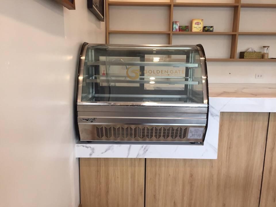 tủ bánh kem để bàn giá rẻ
