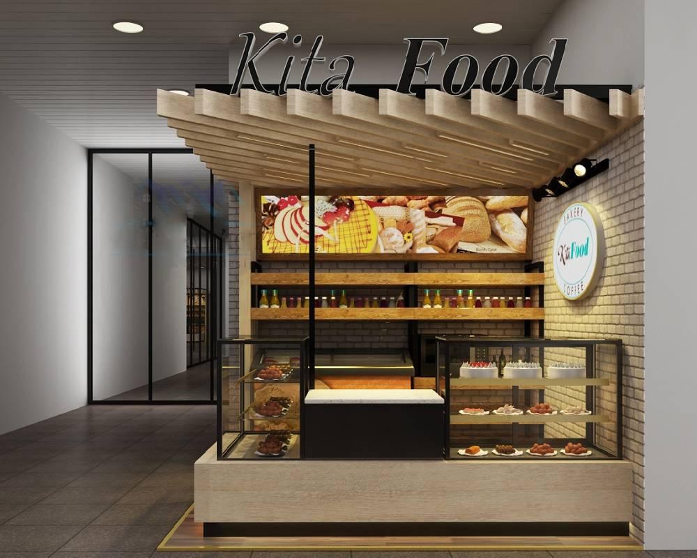 tủ trưng bày bánh kem chất lượng