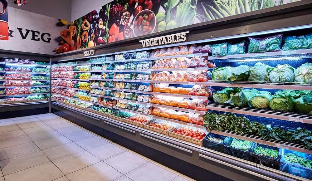 yếu tố ảnh hưởng tới giá tủ mát siêu thị